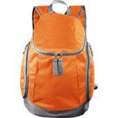 Рюкзак с 3 отделениями, держателем для бутылок и выходом для наушников, арт. 000124803