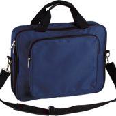 Сумка для ноутбука, синяя, арт. 001284303