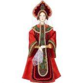Набор: кукла в народном костюме, платок «Евдокия», арт. 001019703