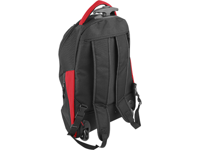 Рюкзак на колесиках с 1 отделением, передним карманом на молнии и выдвижной ручкой, арт. 000613503
