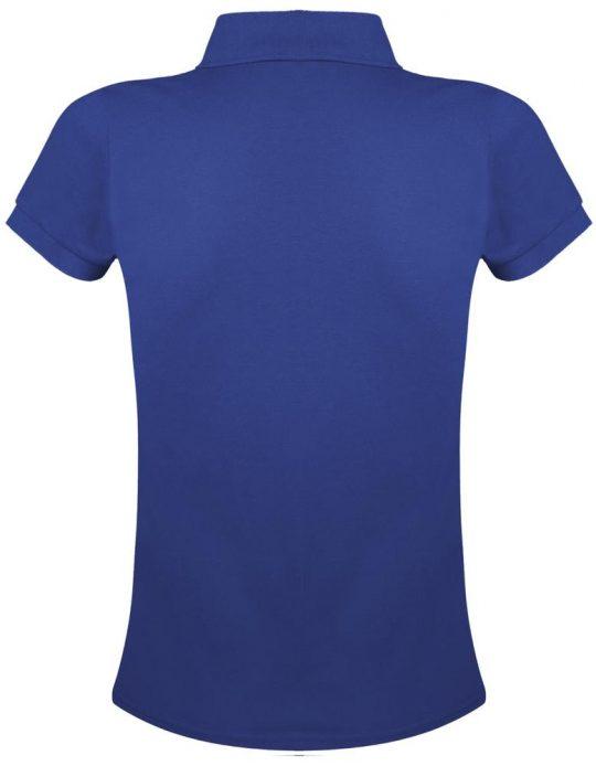 Рубашка поло женская PRIME WOMEN 200 ярко-синяя, размер M