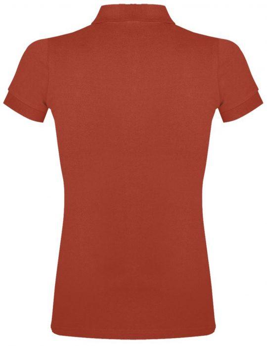 Рубашка поло женская PORTLAND WOMEN 200 оранжевая, размер XL