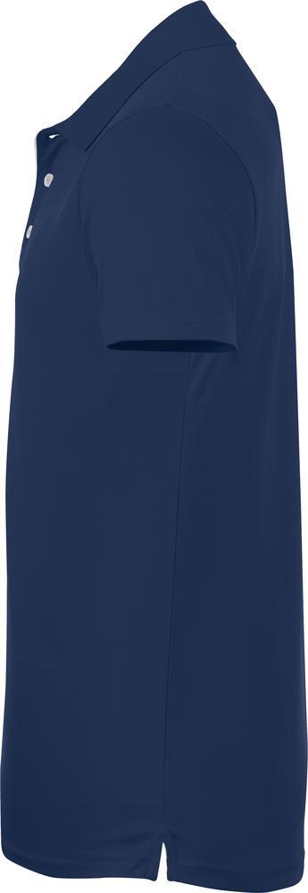 Рубашка поло мужская PERFORMER MEN 180 темно-синяя, размер L