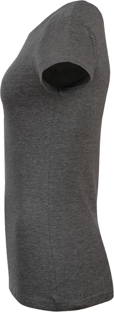 Футболка женская MIXED WOMEN серый меланж, размер L