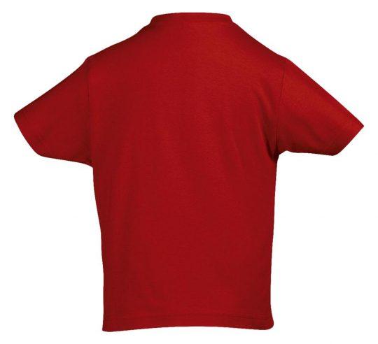 Футболка детская Imperial Kids 190 красная, на рост 130-140 см (10 лет)