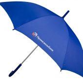 Зонт-трость Promo, синий