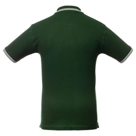 Рубашка поло Virma Stripes, зеленая, размер M
