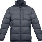 Куртка Unit Hatanga темно-синяя, размер XXL