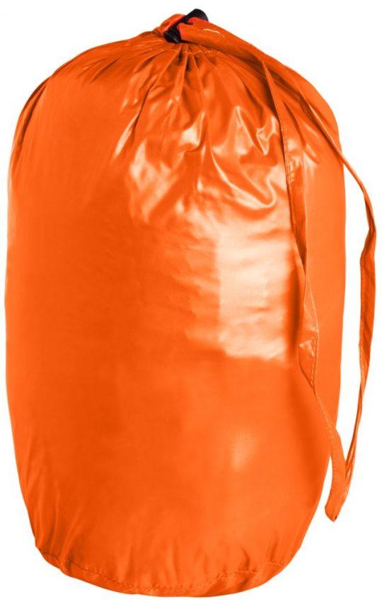 Куртка пуховая женская Tarner Lady оранжевая, размер XL