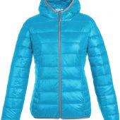 Куртка пуховая женская Tarner Lady бирюзовая, размер XL
