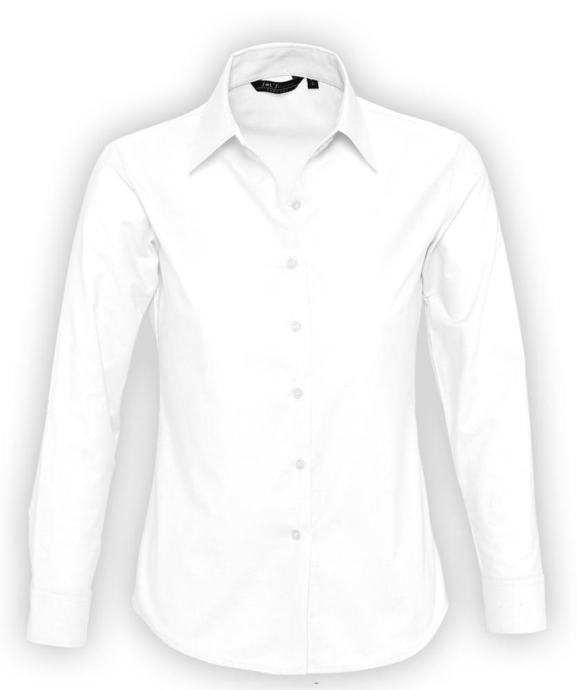 699575dfe55 Рубашка женская с длинным рукавом EMBASSY белая