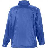 Ветровка мужская MISTRAL 210 ярко-синяя (royal), размер L