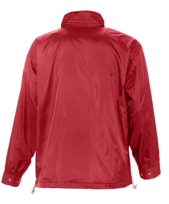 Ветровка мужская MISTRAL 210 красная, размер L