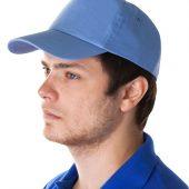 Бейсболка Unit Promo, голубая