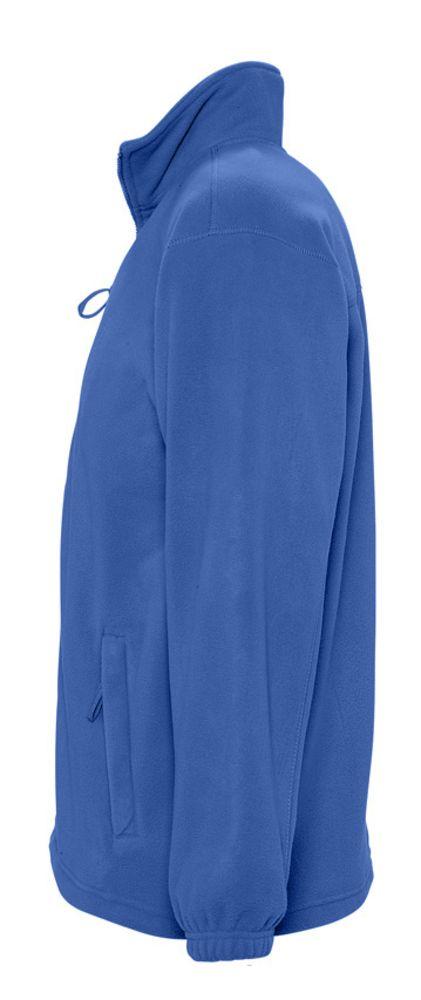 Куртка мужская North, ярко-синяя, размер S
