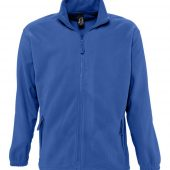 Куртка мужская North ярко-синяя, размер 3XL