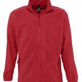 Куртка мужская North, красная, размер L