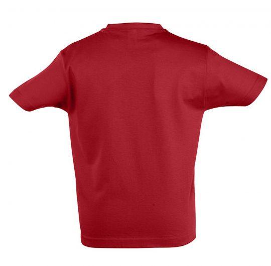 Футболка детская Imperial Kids 190 красная, на рост 142-152 см (12 лет)
