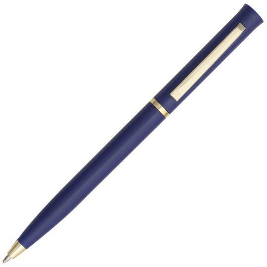 Ручка шариковая Euro Gold, синяя