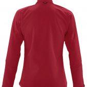 Куртка женская на молнии ROXY 340 красная, размер XXL