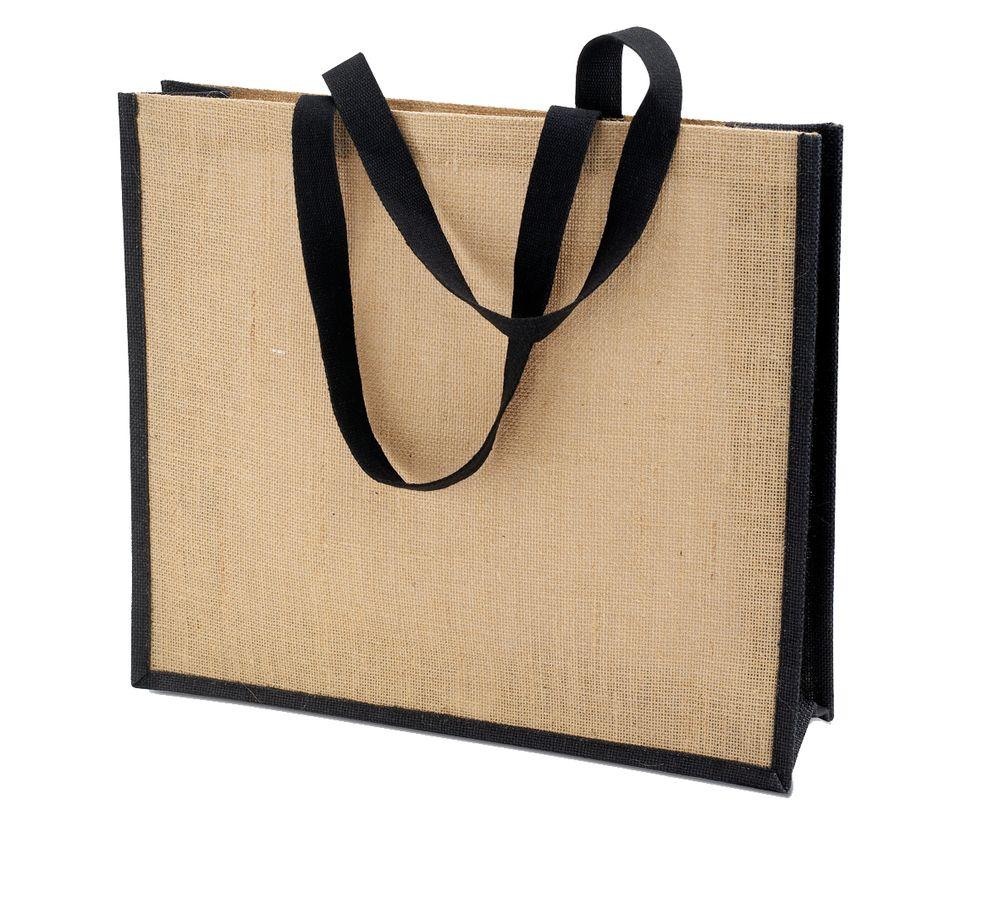 fd3c2c349894 Холщовая сумка для покупок Bagari оптом под логотип