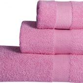 Полотенце махровое Large, розовое
