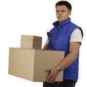 Жилет WORKER ярко-синий, размер XL