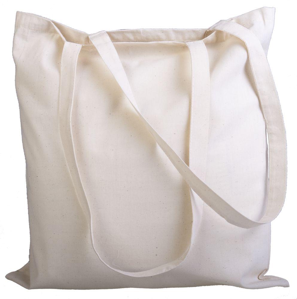 1a2a7a6d00fe Холщовая сумка Optima 135, неокрашенная оптом под логотип