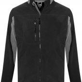 Куртка мужская NORDIC черная, размер L