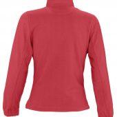 Куртка женская North Women, красная, размер S