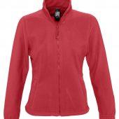 Куртка женская North Women, красная, размер M