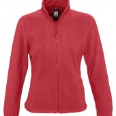 Куртка женская North Women красная, размер XXL