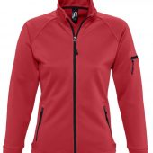Куртка флисовая женская New look women 250 красная, размер M