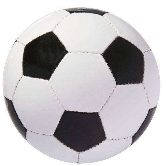Набор для игры в футбол On The Field, с черным мячом, размер M