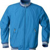 Ветровка унисекс GARLAND, голубая, размер S