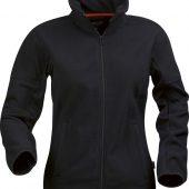 Куртка флисовая женская SARASOTA, черная, размер M