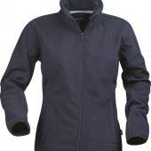 Куртка флисовая женская SARASOTA, темно-синяя, размер S