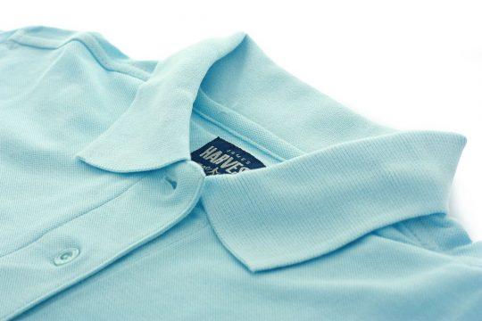 Рубашка поло женская SEMORA, черная, размер S