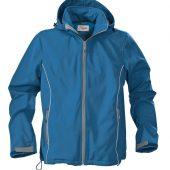 Куртка софтшелл мужская SKYRUNNING, синяя, размер S