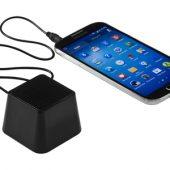 """Колонка """"Nomia"""" с функцией Bluetooth, черный, арт. 002839403"""