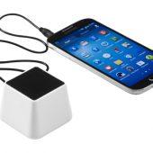 """Колонка """"Nomia"""" с функцией Bluetooth, белый, арт. 002839503"""