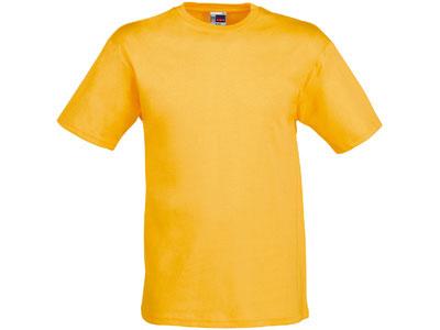 Футболка «Heavy Super Club» детская, золотисто-желтый ( 14 )