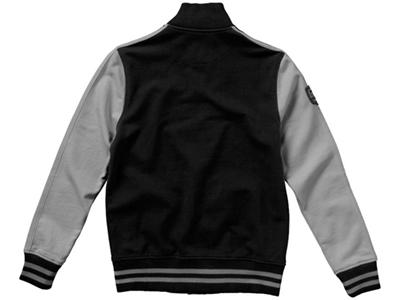 "Толстовка ""Varsity"", черный/натуральный белый ( L ), арт. 003001403"