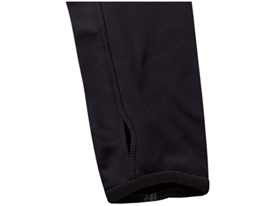 Куртка флисовая «Mani» мужская, черный ( 3XL )