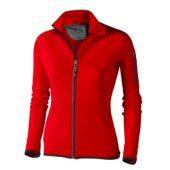 Куртка флисовая «Mani» женская, красный ( S )
