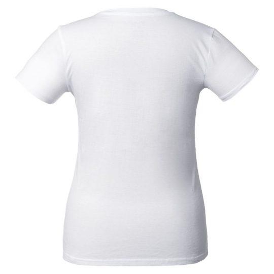 Футболка женская «Эскиз из кис», белая, размер M