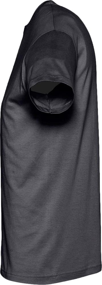 Футболка REGENT 150 темно-серая, размер M