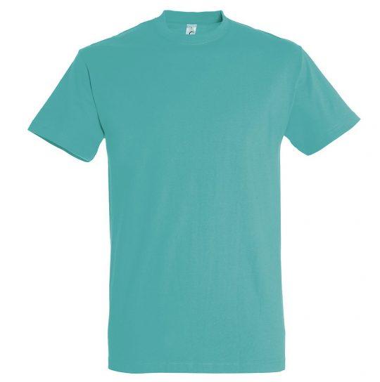 Футболка IMPERIAL карибский голубой, размер S
