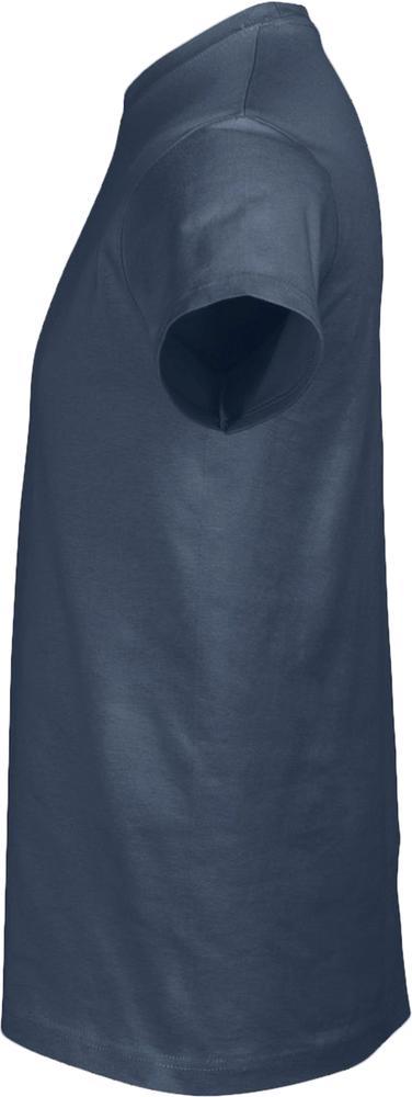 Футболка IMPERIAL 190 синий джинс, размер S