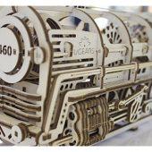 "3D-ПАЗЛ UGEARS ""Поезд"", арт. 004353403"
